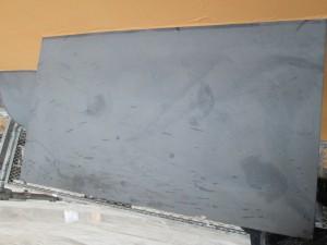 ㉝板金屋根塗装施工前