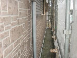 2015.01.30I様②1階部外壁塗装施工前
