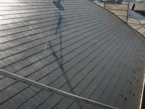 7大屋根完了