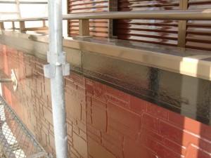 2015.01.30I様⑱帯板塗装施工完了