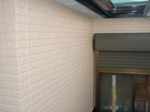 2015.01.30I様⑥2階部外壁塗装施工完了