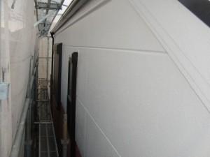 2015.07.10T様邸⑩外壁2階部分完了