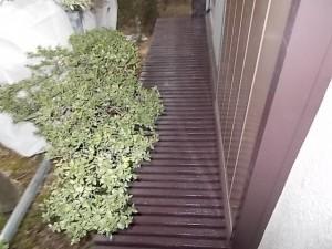 2015.02.6N様⑪濡れ縁塗装施工完了