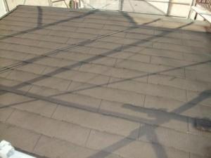 2015.02.6N様②下屋根塗装施工前