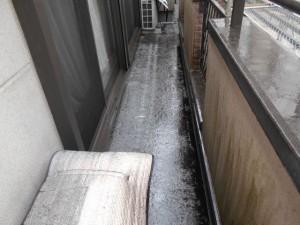 2015.07.10T様邸①ベランダ防水施工前