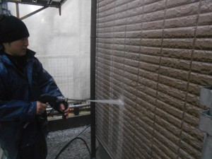2015.07.10T様邸③外壁高圧洗浄