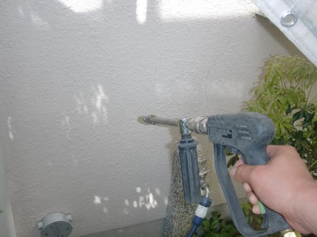 2015.07.24S様邸㉚外壁高圧洗浄