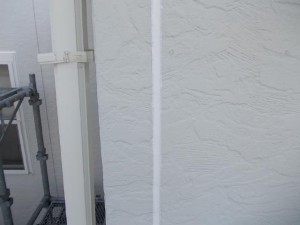 2014.12.26K様邸㊺2階目地シーリング撤去・打ち替え施工完了