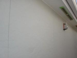 2014.12.26K様邸⑦2階外壁塗装施工前