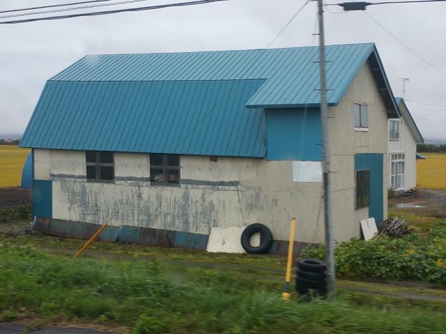 北海道雨樋が無い5