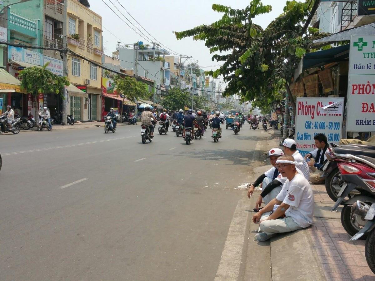 ①ベトナム 塗魂 街並み