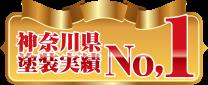 神奈川県塗装実績ナンバーワン!