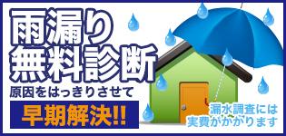 雨漏り無料診断