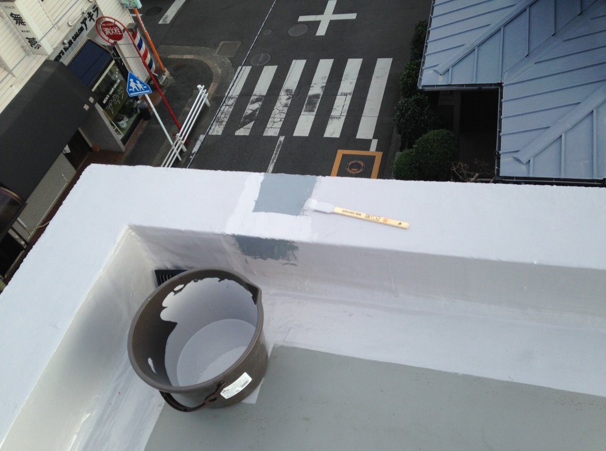 20171027Aビル様㉙足場架け跡