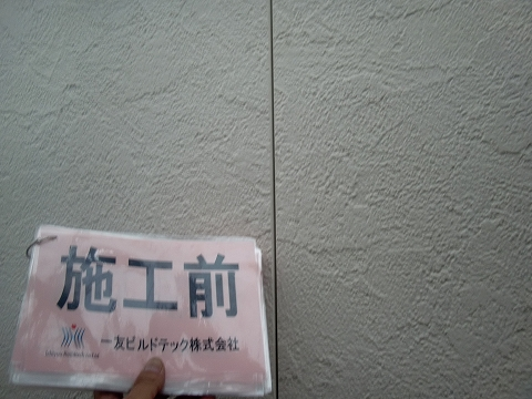 20180720S様邸①外壁 施工前