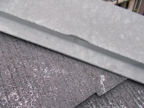 20180817H様邸⑤屋根 釘浮き施工完了