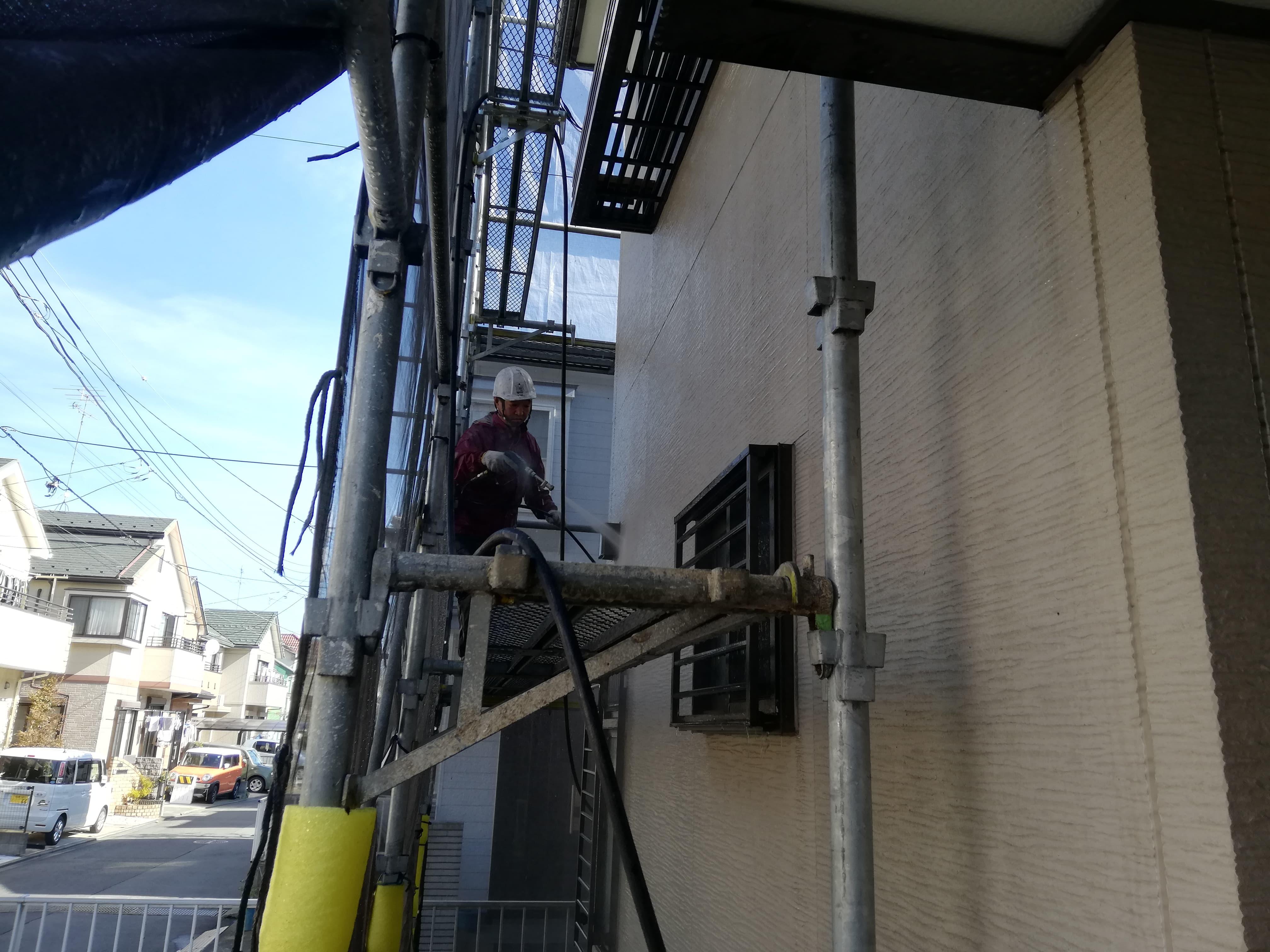 高水圧洗浄 (4)